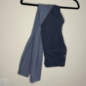 Beyond yoga grey full length yogas size xl